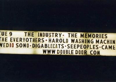 memories double door001